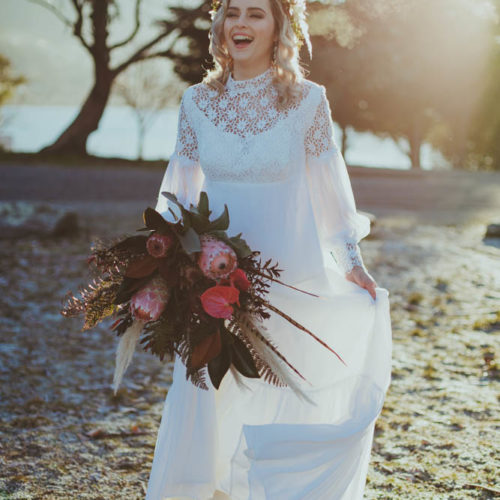 Bridal Makeup and Hairdresser - Suzy Lee Artistry - Central Otago