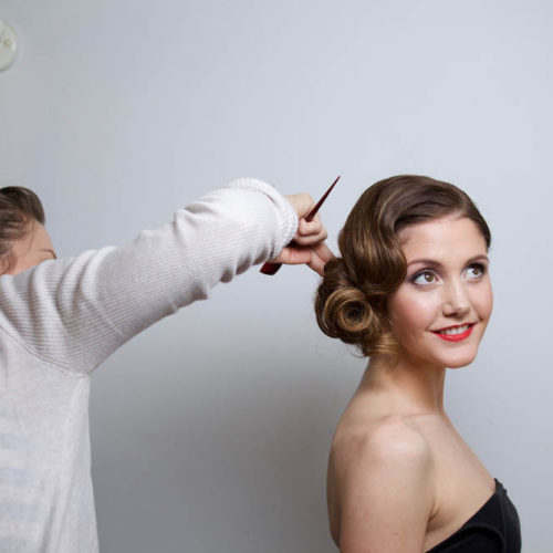 Commercial hairdresser - for film and television - Central Otago - Suzy Lee Artistry